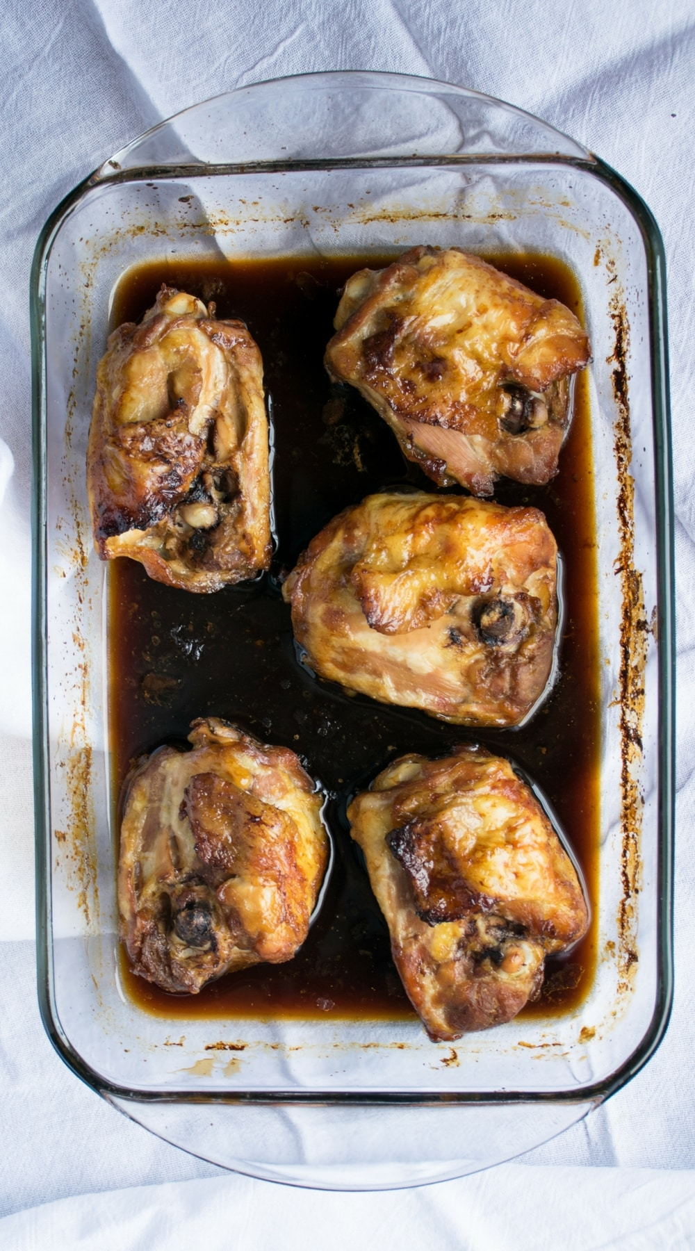 This Brown Sugar Teriyaki Chicken is one of my favorite recipes of all time. As a little girl, I used to watch my mom make this recipe, and now as an adult, it's a favorite in my home. This was one of my grandma's recipes and I am so excited to share it with all of you.