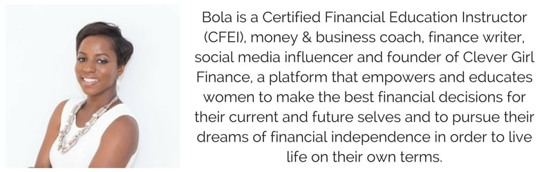 Clever Girl Finance Author Bio