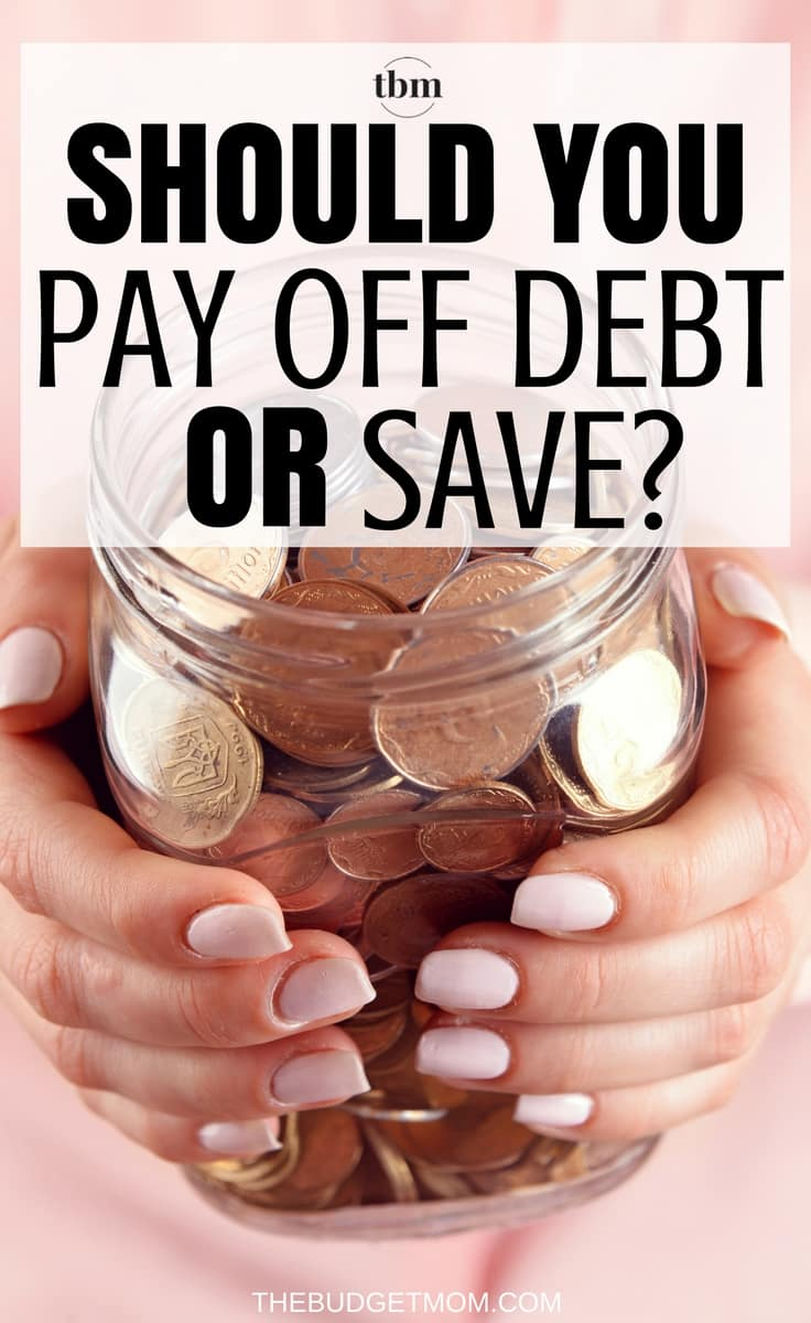 Here are three strategies to help you decide if you should pay off debt first or if you should start saving your money. Maybe you can do both?
