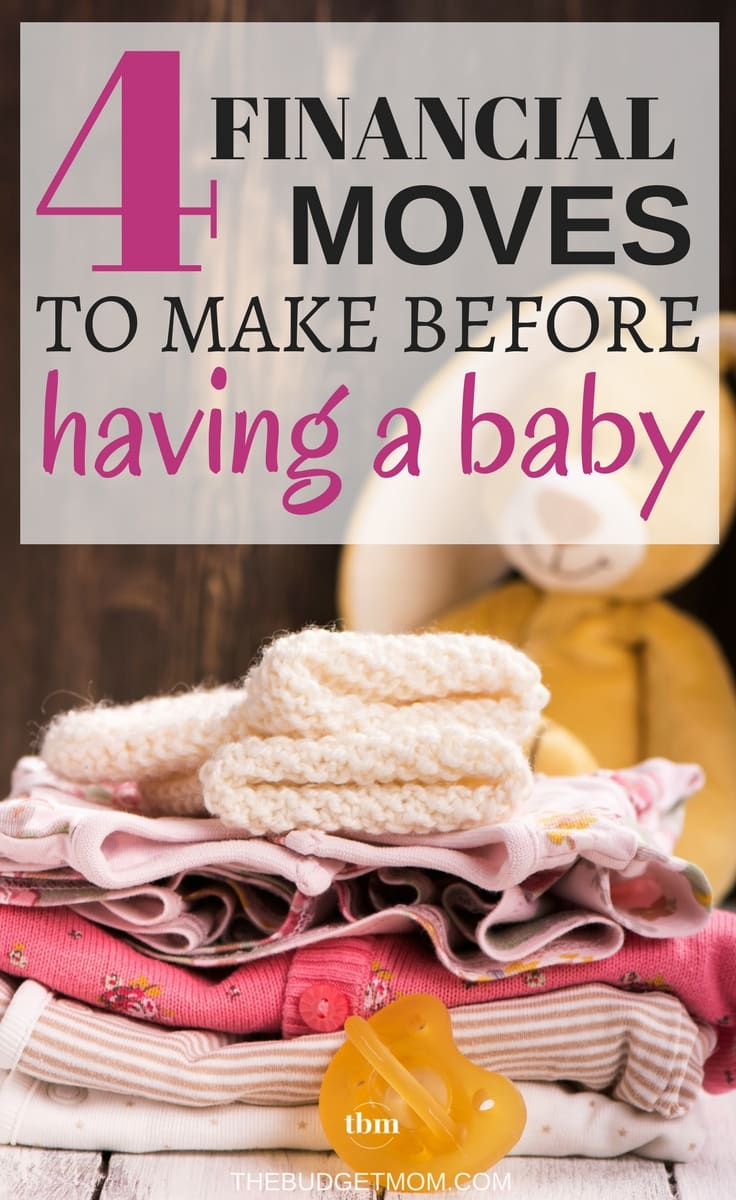 Preparing for a new baby is hard enough. Make sure your finances are prepared as well.