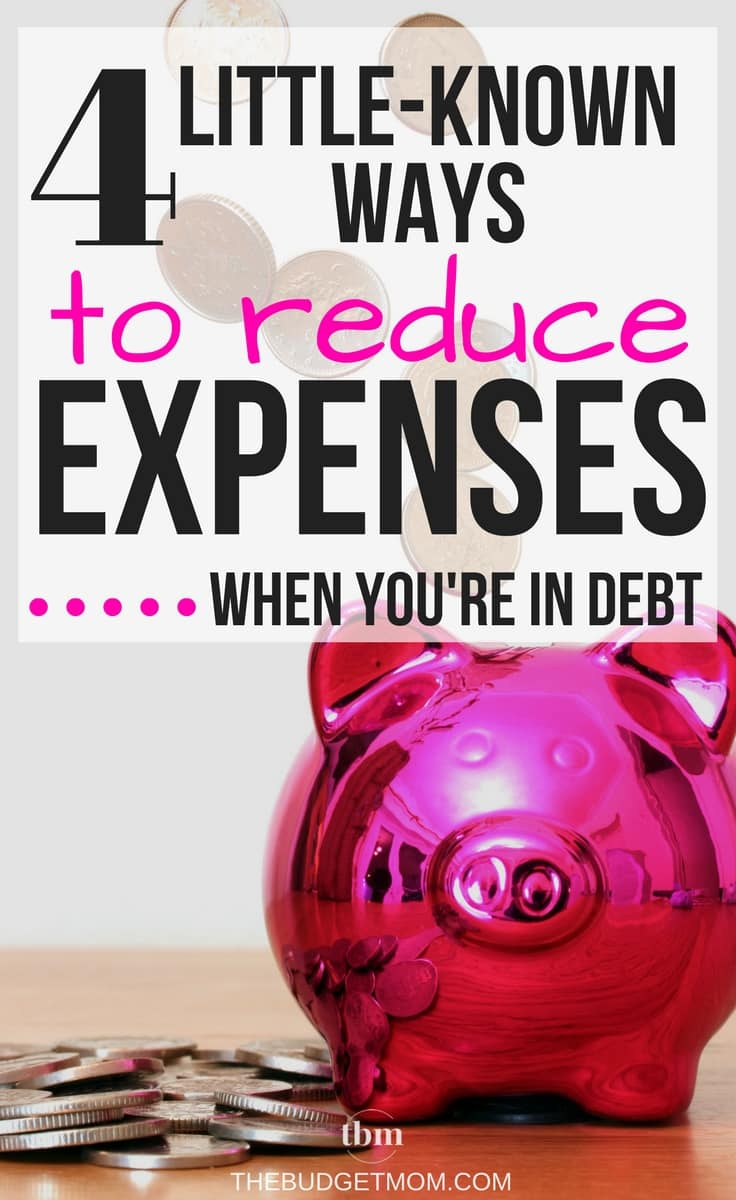 If you need more money at the end of the month, reducing your expenses is critical, but it doesn't have to be radical.