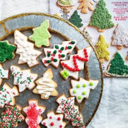 The Best Cut-Out Vanilla Sugar Cookies
