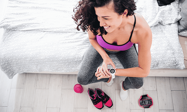Are you ready to get into shape but can't afford a gym membership? These effective home workouts will have you breaking a sweat in no time, and there's one for every fitness level!