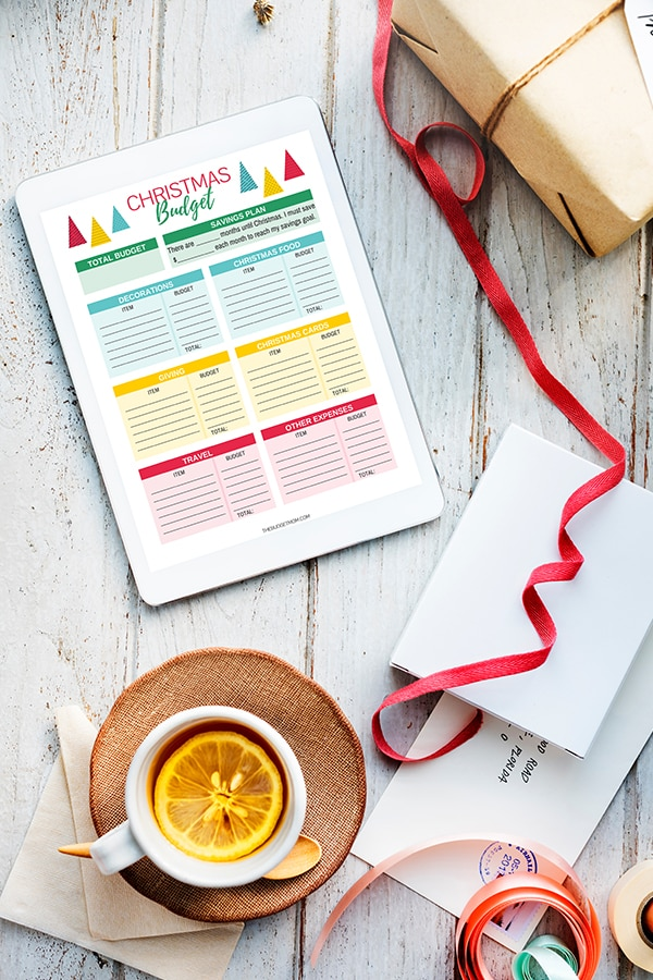 Are you tired of going into credit card debt during the Christmas holiday? Here is a step-by-step guide on how to set up a working Christmas budget so you can start using cash instead of your card!