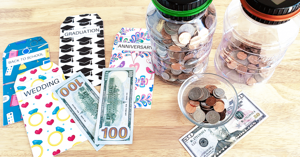 Sinking funds allow you the freedom to add some fun to your budget. Save a little every month to use at a later date without the feeling of regret or worry.
