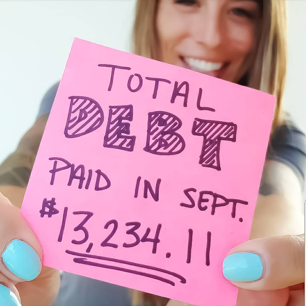 "How I paid off over $77,000 of debt in less than a year. During my financial journey, telling myself, ""it's impossible"" was never an option. You have to believe in yourself enough to strive for the unimaginable."