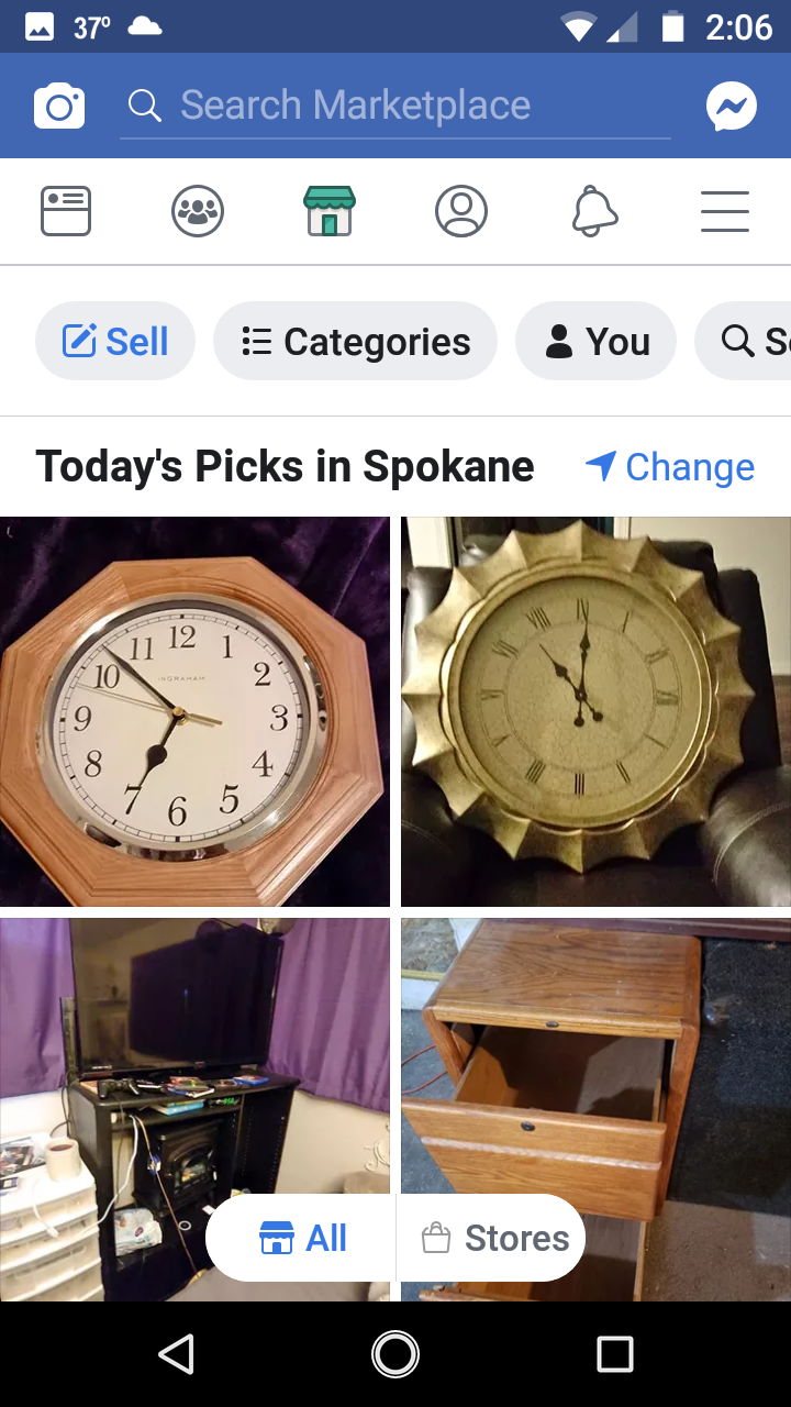 If you haven't taken the plunge and done some serious purging in a while, Facebook Marketplace can be your absolute best way to make some quick cash while freeing up some space in your place!