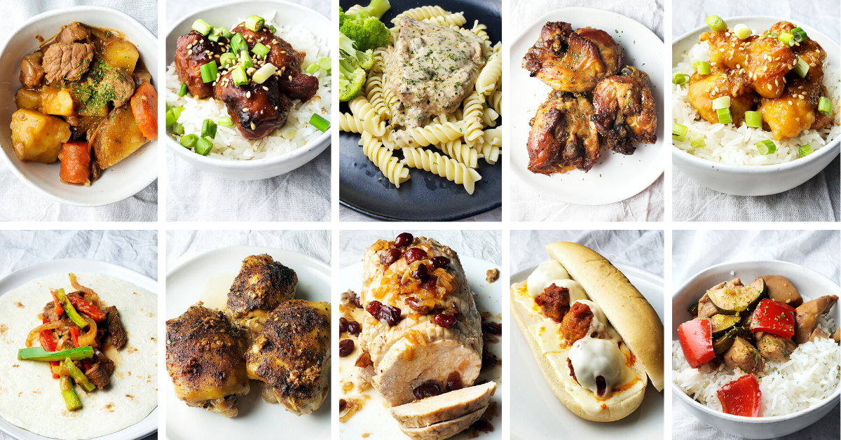 I challenged myself only to use a slow cooker for an entire month. Here are all of the recipes that I made and the surprising things that I learned.