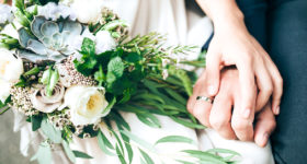 A wedding is a stressful event for many people because they overextend themselves financially. Learn the six steps you can take to plan a wedding you'll be proud of on a budget you can afford.